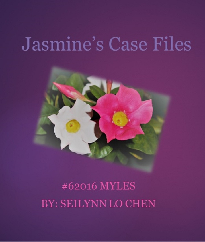 Jasmine Cover for Kindle Book 1