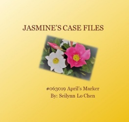 JASMINES CASE FILES Aprils Cover